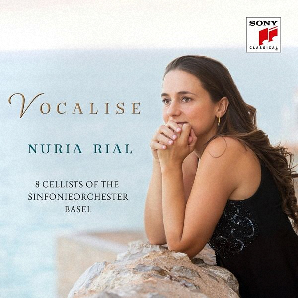 Nuria Rial - Vocalise - EAN 0888837544528 - Frontcover
