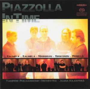 In Time spielt Piazzolla - EAN 6417513101997 - Frontcover