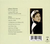 Dawn Upshaw - Angels Hide Their Faces - EAN 0075597960525 - Backcover