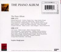 Stephen Hough - Das Klavieralbum - EAN 0724356149823 - Backcover